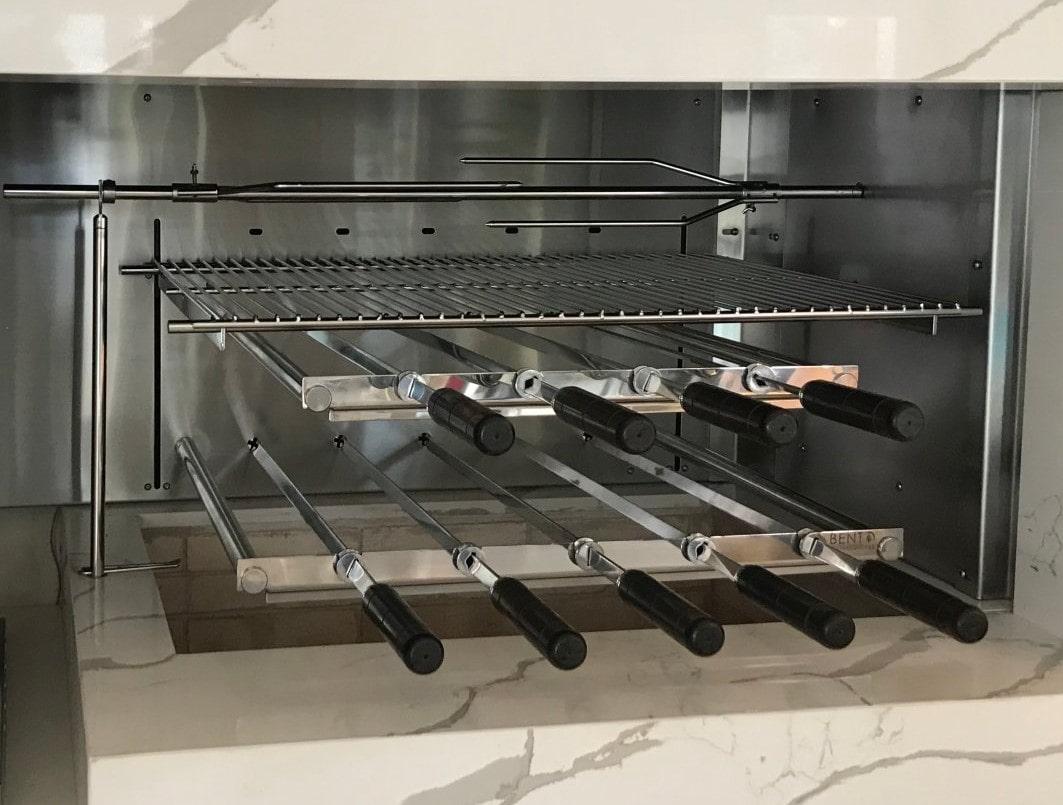 Bento Churrasqueiras qualidade e tecnologia Smart Grill Costelao